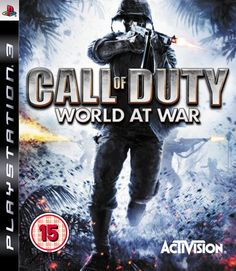 Call of Duty World At War Uk Import *** Check out this great product. Note:It is Affiliate Link to Amazon.