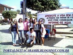 PORTAL DE ITACARAMBI: Prefeitura de Itacarambi faz campanha sobre Dia Mu...