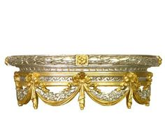 Bed Crown in Silver and Gold Gilding by AFK Art For Kids