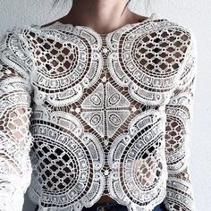 this top is stunning, but I feel like it would be really revealing. I know it's not really vintage, but it gives me a vintage feel.