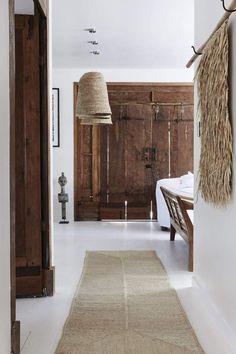 The Dharma Door Runner Amada Jute Runner Amada Jute Runner - Natural Cane Furniture, Timber Furniture, Interior Styling, Interior Design, Natural Flooring, Floor Runners, Natural Interior, Jute, Decor Styles