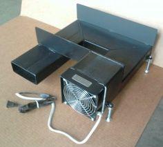Custom Twin Blower Fireplace Heat Exchanger | fireplace ...