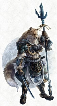 Fantasy Dimentions #wolfren
