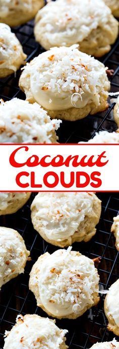 Coconut Clouds are l