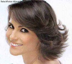 Cortes de cabelos femininos curtos e repicados