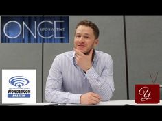 Once Upon A Time - Josh Dallas (David, Charming) Interview from WonderCon Anaheim 2014 - yael.tv