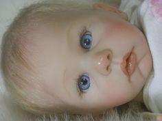 Reborn silicone baby doll
