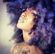 Accepting Your Natural Hair Texture Is The First Step To A Succesful Natural Hair Journey  Read the article here - http://www.blackhairinformation.com/by-type/natural-hair/accepting-natural-hair-texture-first-step-succesful-natural-hair-journey/ #naturalhair #texture