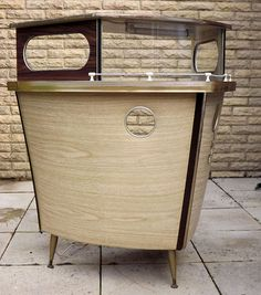 1960s boat-themed cocktail bar on eBay