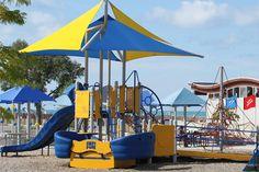 Grand Bend Inclusive Playground