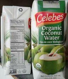 Agua de coco con grandes beneficios para la salud. Deliciosa. Mas informacion en www.nutrafoods.es