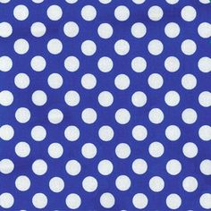 Royal Blue Ta Dot from Michael Miller 1 Yard by StitchStashDiva, $8.98  https://www.etsy.com/listing/196555597/royal-blue-ta-dot-from-michael-miller-1?ref=sr_gallery_7&ga_order=date_desc&ga_view_type=gallery&ga_ref=fp_recent_more&ga_page=74&ga_search_type=all