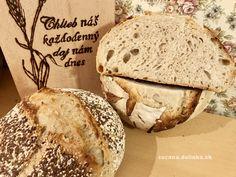 Chlieb vločka – moje malé veľké radosti Bread, Food, Basket, Breads, Baking, Meals, Yemek, Sandwich Loaf, Eten
