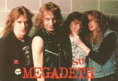 Megadeth............