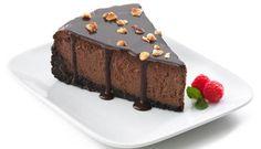 طورطة الشوكولا بدون فرن