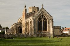 English village church, St Peter Upwell Norfolk