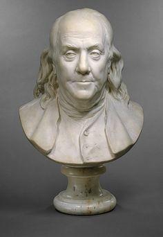 Jean Antoine Houdon: Benjamin Franklin (1706–1790) (72.6)   Heilbrunn Timeline of Art History   The Metropolitan Museum of Art