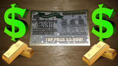 10th Anniversary CASH NC Lottery $5,000