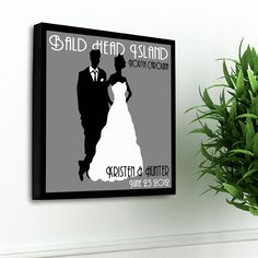 A unique gift for the couple celebrating 25 years! AnniGifts.com