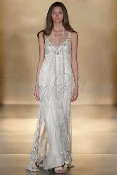 "Jenny Packham ""Papillon"" - SUPER stoked to be getting this gown in the shop!"