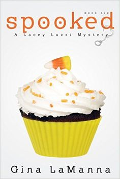 Lacey Luzzi: Spooked: A humorous, cozy mystery! (Lacey Luzzi Mafia Mysteries Book 6) - Kindle edition by Gina LaManna. Mystery, Thriller & Suspense Kindle eBooks @ Amazon.com.