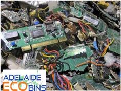 Adelaide Eco Bins is the best e-waste management and recycling company. It offers best e-waste recycling solution in commercial or industrial area. More about rubbish removal, visit http://adelaideecobins.com.au