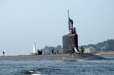 Navy Wants 28 More Tomahawks on Virginia-Class Submarines Sooner