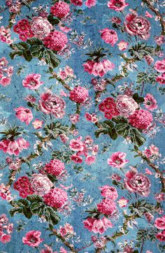 Flowers in the Sky by Maximilian San http://www.pinterest.com/sewingarden/printables/