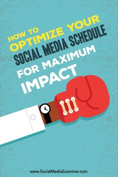 Do you schedule social media updates? Creating a social media calendar helps you deliver a steady flow of content to your followers. In this article you'll discover how to create an effective posting schedule for your social media updates. Via @smexaminer.