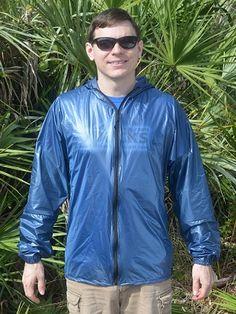 ZPacks.com Ultralight Backpacking Gear - Wind Shell