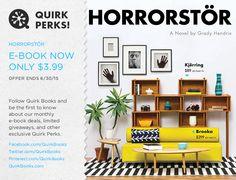 Horrorstor: A Novel by [Hendrix, Grady] Audio Books, Novels, Kindle, Ebooks, Pdf, Reading, Free, Furniture, Reading Books