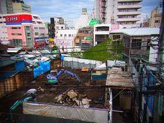@weekend_sweet  下北沢駅前食品市場 4月21日撮影  #シモチカ