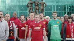 """""""This is your shirt, always has been, always will be.""""- Wayne Rooney"""