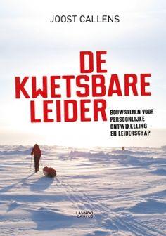 De kwetsbare leider   Uitgeverij LannooCampus België