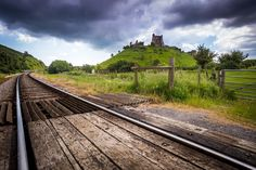 Down on the tracks by Alex Moss on 500px