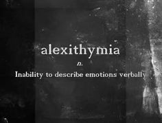 I think I sometimes suffer from this.when my emotions get the best of me, I have a hard time finding the words. Unusual Words, Weird Words, Rare Words, Unique Words, New Words, Cool Words, Fancy Words, Words Quotes, Me Quotes