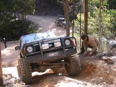 4wding in wombat forest