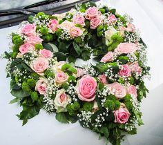 Unser Florales Tagebuch: 17.06.2017 wurde auch in Mühldorf a. Inn geheirate...