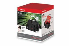 Canon eStore Canada - Buy Canon- EOS Rebel Accessory Kit