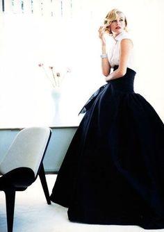 That skirt!