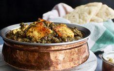 Palak paneer - pinaattia ja Apetina Paneer Saag, Garam Masala, Palak Paneer, Chutney, Curry, Good Food, Chicken, Kitchen, Recipes