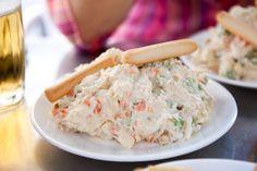 Ensalada rusa (potato salad)
