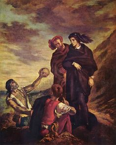 Eugène Ferdinand Victor Delacroix 018 - Eugène Delacroix - Wikipedia, the free encyclopedia