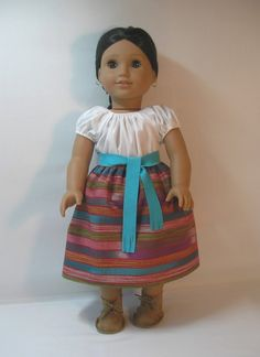 Hey, I found this really awesome Etsy listing at http://www.etsy.com/listing/62706702/18-inch-doll-clothing-american-girl
