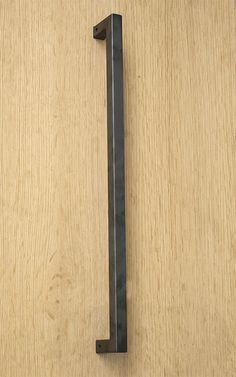 V-Collection - model: V8.500U.033 / U door pull 20 x 20 mm