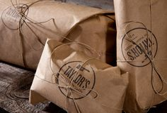 Branding: Taylor's Ol' Fashion Meats by Jeff Rauch - AMS Design Blog