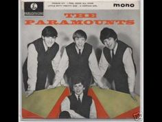 The Paramounts - Blue Ribbons... Gary Brooker and Robin Trower in Pre-Procol Harum days.