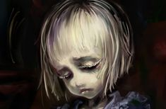 sad little girl - wallpaper Little Girl Wallpaper, Dungeons And Dragons Characters, Art N Craft, Kids Behavior, Sad Girl, Shadowrun, Ice Queen, What Is Life About, Figure Painting