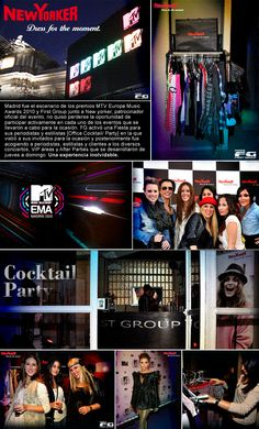 #newyorker #firstgroup #grupofirst #eventos #decoracion