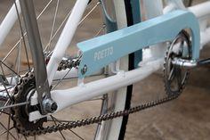 Triciclo Poetto Gelato de São José do Rio Preto. Customização por Studio Vila. #studiovila #foodbike #triciclo #bicycle #trikebike